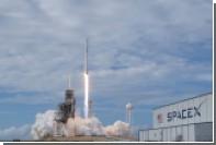 Ракета Falcon стартовала с десятью спутниками связи