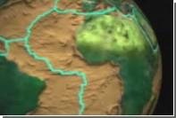 Историю Земли уместили в короткий ролик