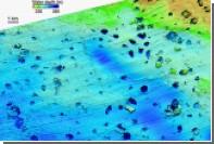 Объяснена природа гигантских кратеров Баренцева моря