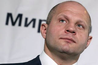 Емельяненко пригласил Трампа на бой с Митрионом