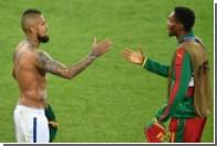 Камерун проиграл Чили в Кубке конфедераций