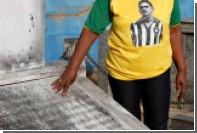 В Бразилии пропали останки Гарринчи