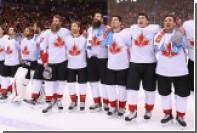 Сборная Канады согласилась сыграть на Кубке Первого канала по хоккею