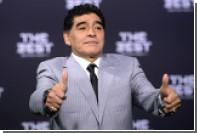 Марадона назвал себя фанатом Путина