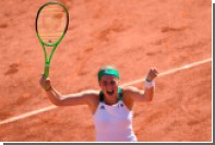 До финала «Ролан Гаррос» впервые добралась теннисистка из Латвии
