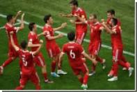 Сборная России обыграла Новую Зеландию в стартовом матче Кубка конфедераций