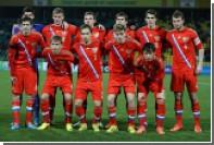 Молодежная сборная России по футболу забила семь мячей в ворота белорусов