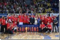 Баскетбольный ЦСКА выиграл Единую лигу ВТБ