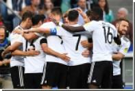 Сборная Германии обыграла Австралию на Кубке конфедераций