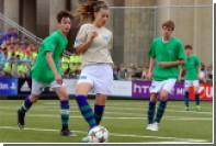 В Санкт-Петербурге стартовал пятый сезон проекта «Футбол для дружбы»