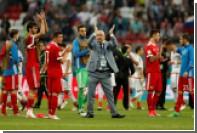 Черчесов прокомментировал вылет сборной России из Кубка конфедераций