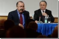 Мутко раскритиковал Газзаева за ответ Путину во время прямой линии