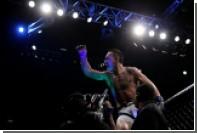 Американец Холлоуэй нокаутировал бразильца Альдо в титульном бою UFC