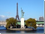 Французскую Статую Свободы спрятали в музей