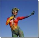В Австрии показали лучший в мире боди-арт. ФОТО