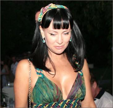 На силиконовую грудь Нонны Гришаевой совершено покушение - Блог rip 60 Укра