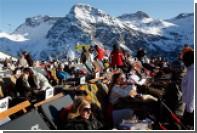 Российские туристы разлюбили Швейцарию и Австрию