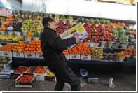 Россельхознадзор не исключил запрета на поставки овощей и фруктов с Украины