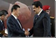 Китай выдаст кредит Венесуэле в обмен на нефть