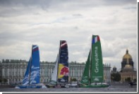 LAND ROVER ПОДДЕРЖАЛ EXTREME SAILING SERIES