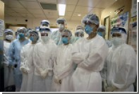 Китайский город закрыт на полный карантин из-за чумы