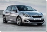 Новый Peugeot 308 везут в Россию