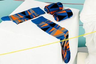 Российский бренд выпустил носки в честь полотен из Третьяковской галереи