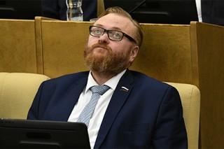 Милонов назвал «смуглых парней из Госдепа» заказчиками «Матильды»