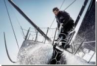 Яхтсмен Алекс Томсон показал уникальный трюк в Финском заливе