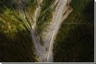 В Швейцарии открыли полукилометровый висячий мост
