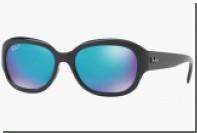 Ray-Ban сделал очки для женщин с активной жизненной позицией