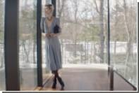 Bottega Veneta отправила супермоделей в заснеженный дом в Нью-Канаане
