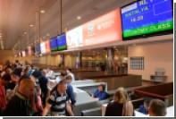 Авиарейс Анталья — Москва задержали на 20 часов из-за птицы