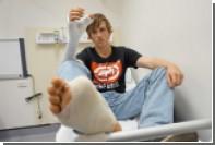 Австралийцу пересадили большой палец ноги на руку