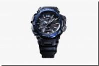 G-Shock представил модель с тройной синхронизацией времени