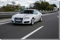 Поклонников Audi прокатят по автобану на автопилотируемом прототипе