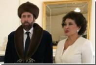 Кейдж предложил снять фильм о поездке голливудских звезд в Казахстан