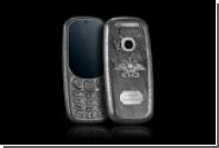 Российский бренд создал золотые телефоны для военных и сотрудников ФСБ