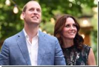 Принц Уильям с женой попытались вызнать спойлеры у актера из «Игры престолов»