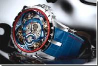 Roger Dubuis презентовала часы Excalibur Cobalt Chrome