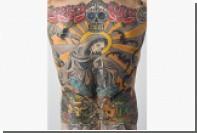 Коллекционер за 150 тысяч евро купил татуированную спину живого швейцарца