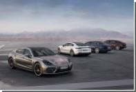 Китайцы обеспечили рекордный рост продаж Porsche
