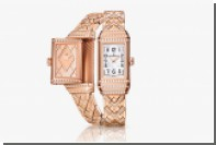 Jaeger-LeCoultre стилизовала часы-бестселлер в духе ар-деко