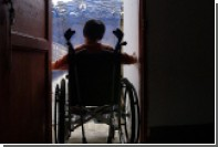 Женщина на инвалидной коляске задавила пожилую японку