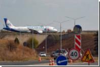 В крымском аэропорту уточнили информацию о столкновении лайнера со стаей птиц