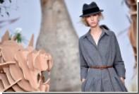 Неделя высокой моды в Париже задала тренд на серый цвет