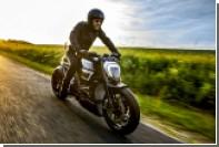 Мотоцикл Ducati посвятили гоночной трассе
