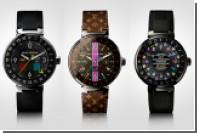 Louis Vuitton показал «умные» часы