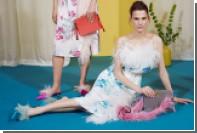 Prada оденет женщин в перья