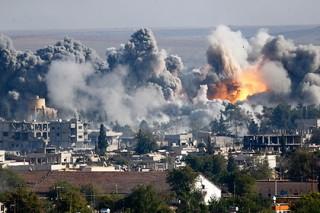 Правозащитники подсчитали общее число жертв войны в Сирии